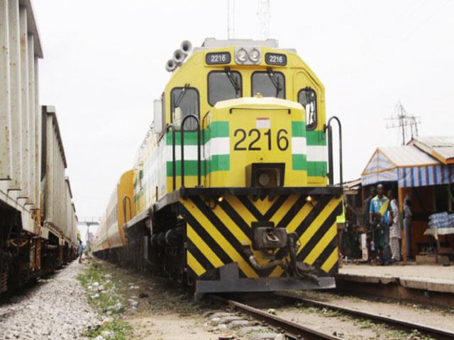 Nigerian Railway Train