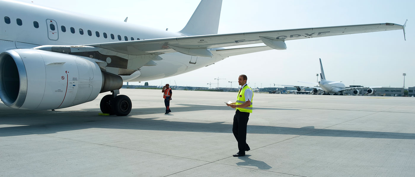 Aviation workers: Air traffic controller.