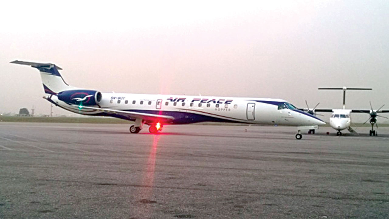 Air Peace flies 25 empty planes to guarantee safety