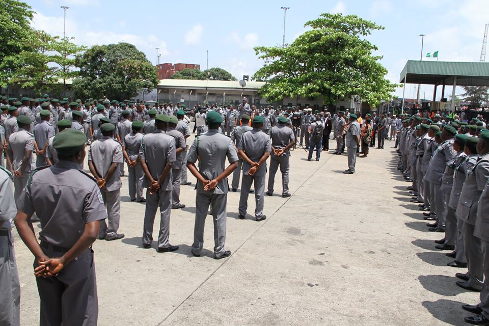 Customs warns newly promoted officers to shun indolence