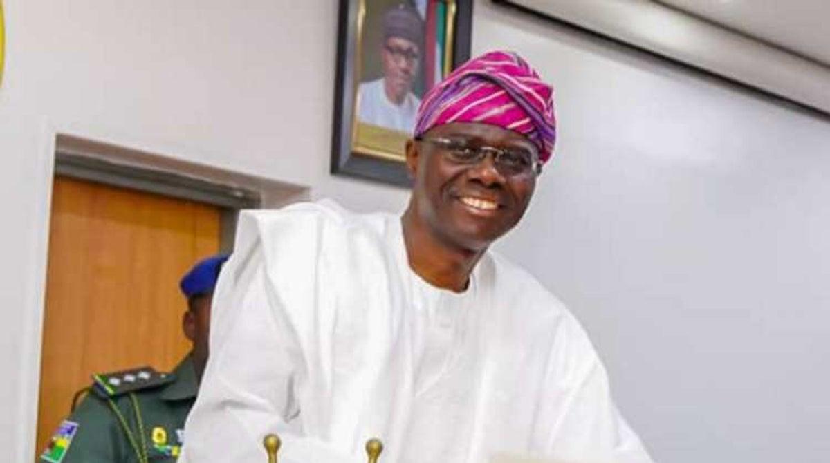 The Lagos State Governor- Babajide Sanwo-Olu