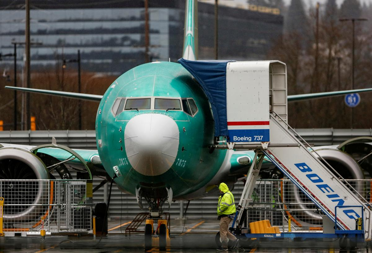 Boeing 737 MAX concludes test flight