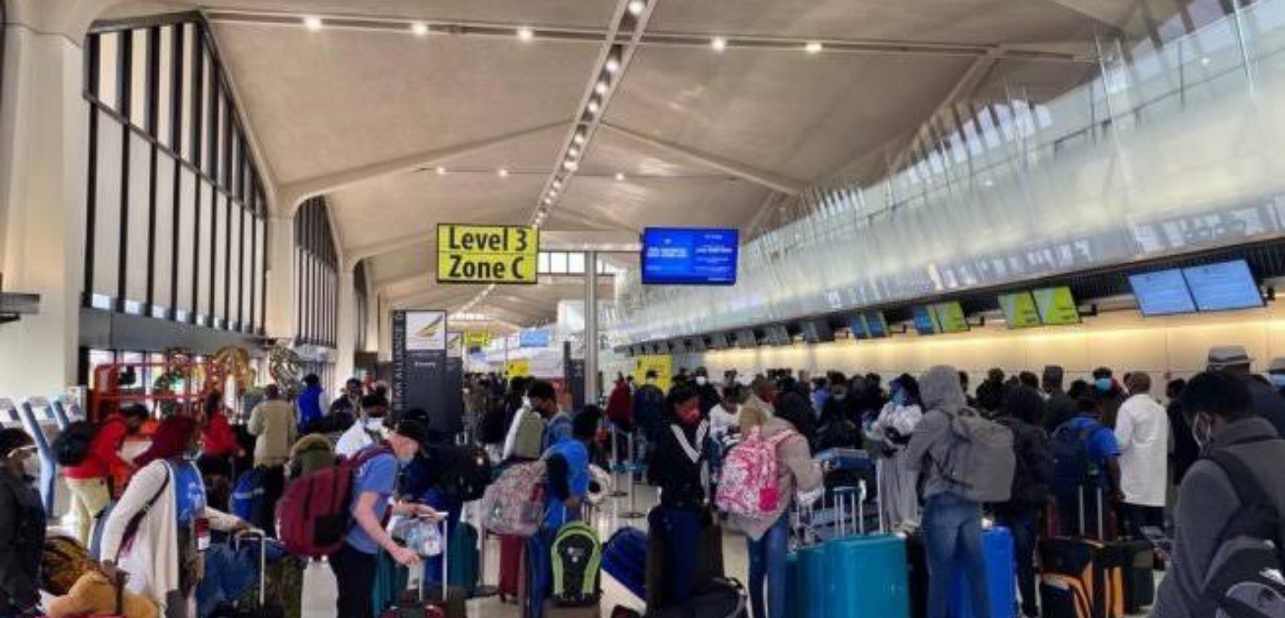 FG to evacuate another batch of Nigerians from US