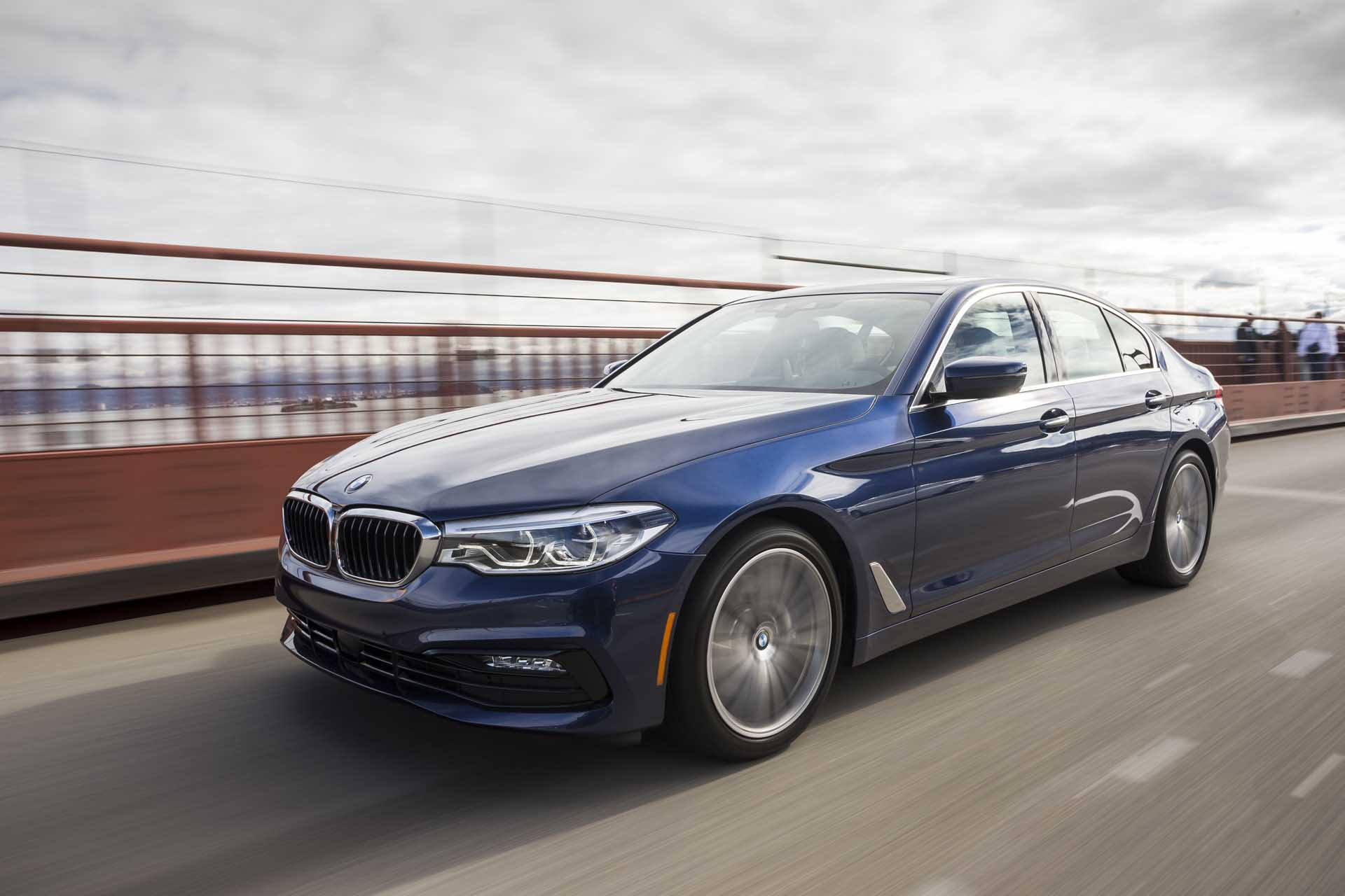 BMW to offer full-electric 5 Series, X1 models