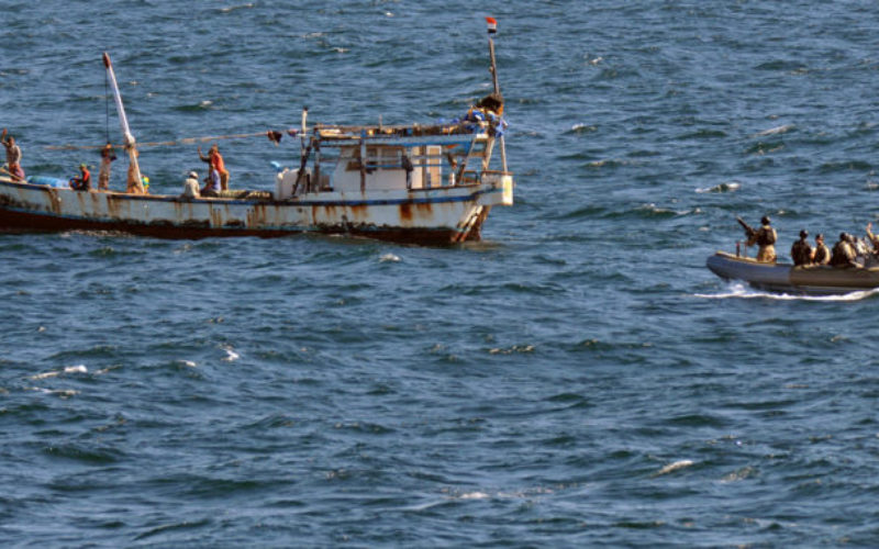 Court convicts three pirates accused of hijacking a vessel
