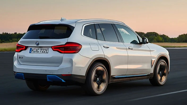 BMW iX3, first brand's electric vehicle for SUV market