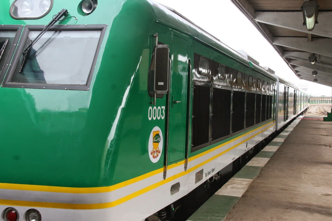 Buhari names railway stations after prominent Nigerians
