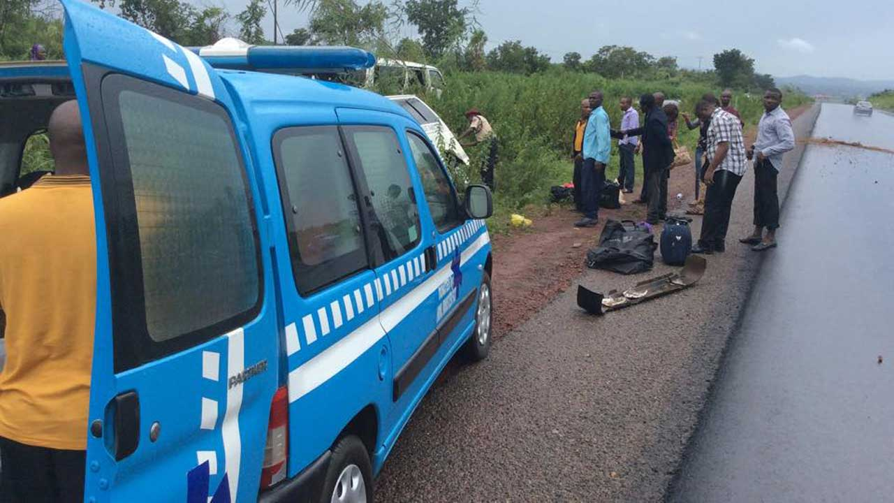 Four dead, six injured in auto accident in Niger